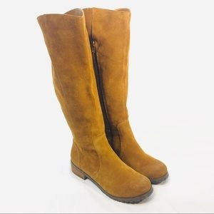 Seychelles Equestrian Suede Boots